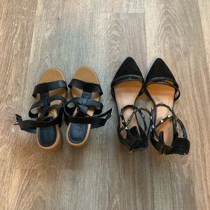 Korks and Aldo Shoe Bundle